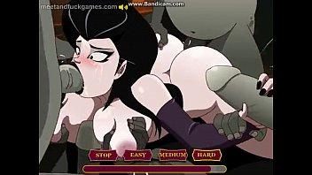 Meet and Fuck Evil Sorceress Rewards Minions