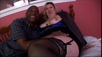 Big tit blonde mature milf banging in Amateur BBW Video