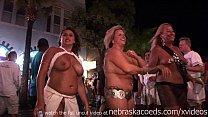 street footage fantasy festival key west florida