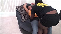 Ebony Girls Lifting and Carrying - Part 7