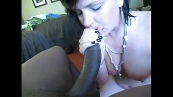 Tatted Babe Inhales Thick BBC (comp)