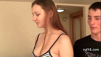Hot kinky chick sucks and fucks for the cam