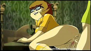 Scooby-Doo Porn - Velma wants a fuck-a-thon