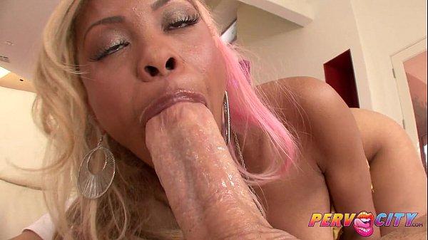 PervCity Olivia Winters Chocolate Bj