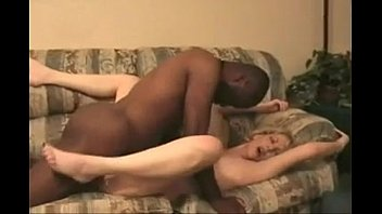 Husband films his wife withe balck man
