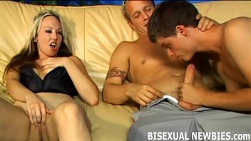 I promise your first bisexual threesome will be amazing 13 min