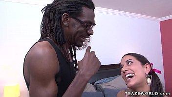 Lyla Storm Gets A Big Black Cock