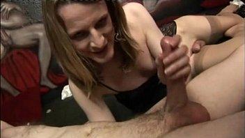 Transsexuals suck and fuck tranny loving cocks
