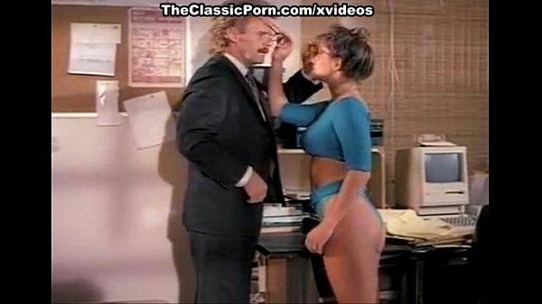 Ashlyn Gere, Joey Silvera in classic porn legend Joey Silvera shows his power