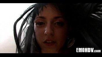 Emo whore takes cock 130