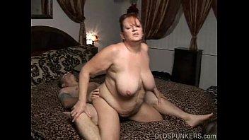 Beautiful busty mature BBW loves a hard fucking 25 min