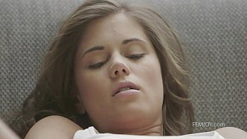 Beautiful Caprice intimate climax