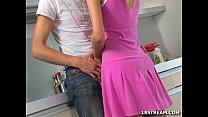 Liutenja and Grishik on video