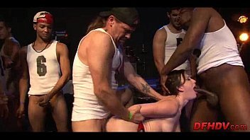 whore gangbanged by 50 dudes 002