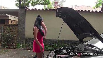 HARMONY VISION Brazilian hottie needs a ride back