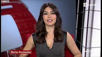 MARTA FERNANDEZ, NOTICIAS CUATRO (31.12.14) 2 min