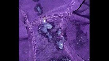 Cumming in my cousins cute clean panties