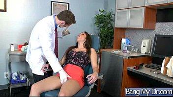 Hot Sex Scene Action Between Doctor And Patient clip-19