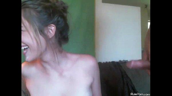 Sucking boyfreinds small dick 8 min