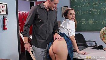 Brazzers - Naughty School girl Dillion Harper loves cock