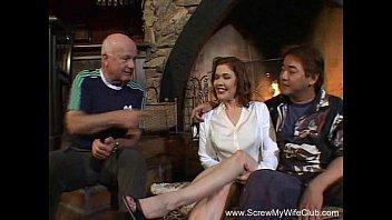 Irish Redhead Swinger Cheats On Hubby
