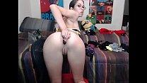 Hot alexxxcoal masturbating on live webcam  - 6cam.biz