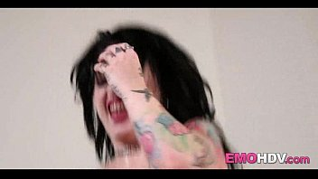 Tattoo Emo Goth Big tits Fucking Draven Star