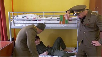 Daddies Double Penetrate Young Yuri Adamov