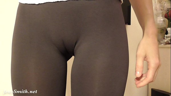 tight pants and Camel toe 3 min