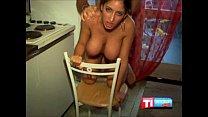 Busty French Arab amateur
