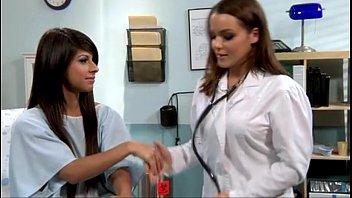 lesbian doctor seducing a teen by massage www.freedirtyshow.com
