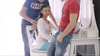 18 Virgin Sex - 18 year old Nastya