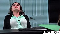 Office Girl (krissy lynn) With Big Melon Tits Love Sex movie-34