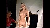 """Russian girl dances naked on a show """"Fear factor"""""""