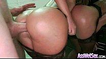 Girl (jada sheena) With Big Oiled Curvy Ass Get Anal mov-13