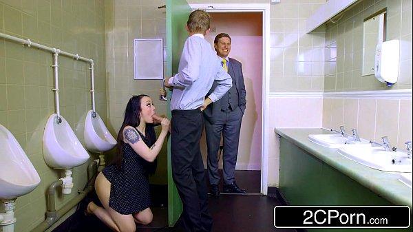Daddy's Little Bathroom Cleaner - Bratty British Slut Alessa Savage