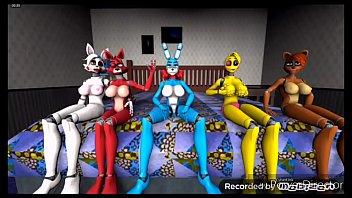 FNAF foxy porn