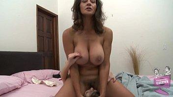Persia Monir plays with a y. girl 6 min