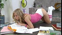 slender teen Chastity Lynn fucked by her favorite prof