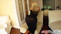 Milf Thing Skinny MILF Lucia loves doggy style when rubbing off