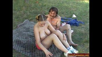 Holland Countryside Dutch Teen Fuck