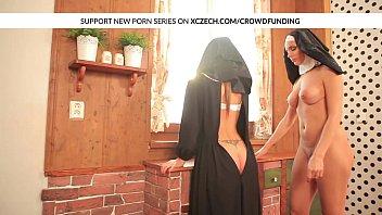 Catholic nuns enjoying HOT sex