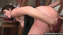 Horny m. in law seduces him