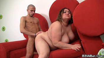 Surprise for hot fat girlfriend