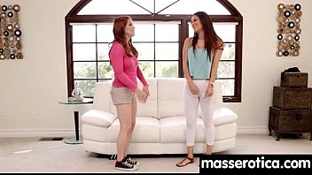 Most Erotic Girl On Girl Massage Experience 11
