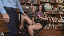 Kittina Ivory Loves To Ride On A Big One