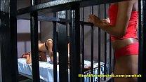 intense lesbian jail sex