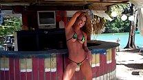RAW   HOT! JNL in Ultra Micro Bikini Jennifer Nicole Lee Fitness Model, Workout Program Diet