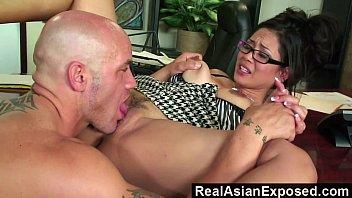 RealAsianExposed - Jessica Bangkok Is the Best Secretary Ever