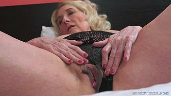 Horny Granny And Her y. Lover